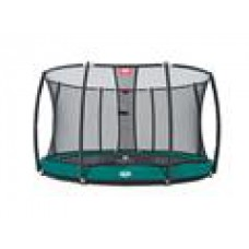 BERG ELITE+ INGROUND GREEN 430 + SAFETY NET T-SERIES 430