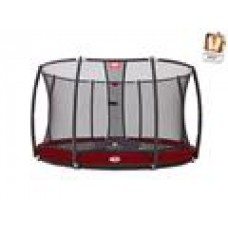 BERG ELITE+ INGROUND RED 430 TATTOO + SAFETY NET T-SERIES 43