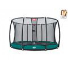BERG ELITE+ INGROUND GREEN 380 + SAFETY NET T-SERIES 380